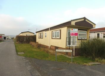 Thumbnail 2 bed mobile/park home for sale in Broadway Park, The Broadway, Lancing