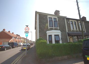 Thumbnail 3 bed end terrace house for sale in Laurel Street, Kingswood, Bristol