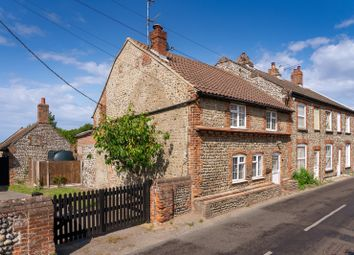 Thumbnail 3 bed cottage for sale in Church Street, Trimingham, Norwich