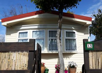 Thumbnail 2 bed mobile/park home for sale in Camping Valle Niza, Benajarafe, Málaga, Andalusia, Spain
