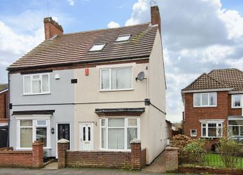 Thumbnail 5 bed semi-detached house for sale in Chapel Street, Heath Hayes, Cannock