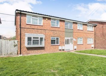 Thumbnail 1 bed flat to rent in Link Road, Canvey Island