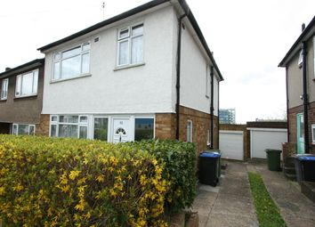 Thumbnail 2 bed semi-detached house to rent in Mostyn Avenue, Wembley