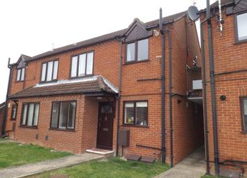 Thumbnail 1 bed flat for sale in North Walsham, Norfolk