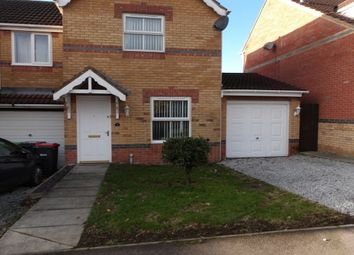 Thumbnail 2 bed semi-detached house to rent in All Saints Court, Huthwaite, Sutton-In-Ashfield