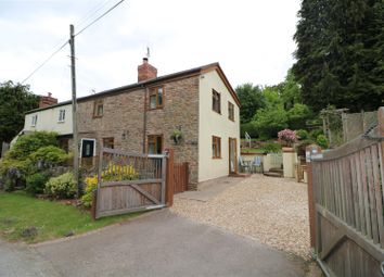 Thumbnail 4 bed semi-detached house for sale in How Caple, Hereford