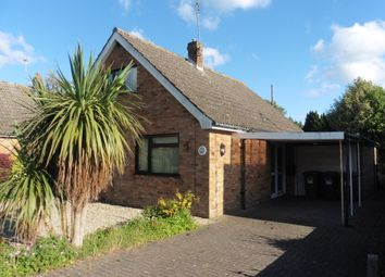 Thumbnail 3 bed detached house for sale in Heath Rise, Fakenham