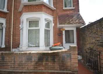 Thumbnail 3 bed semi-detached house to rent in Leslie Road, London