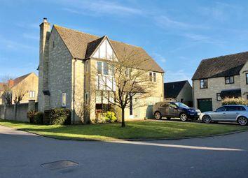 Thumbnail 4 bed detached house for sale in Hurst Lane, Freeland, Witney