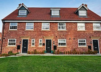 Thumbnail 4 bed terraced house for sale in Cleminson Gardens, Cottingham