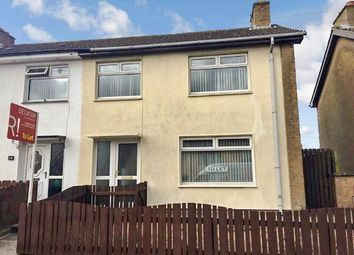 Thumbnail 3 bed terraced house to rent in Craig Crescent, Lisburn