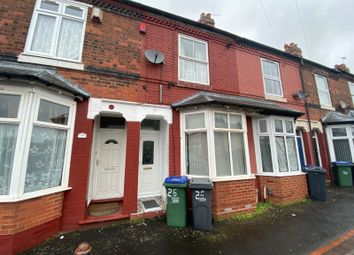 Thumbnail 3 bed terraced house for sale in Crompton Road, Tipton, West Midlands