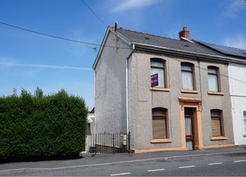 Thumbnail 3 bed semi-detached house for sale in Cwmamman Road, Ammanford