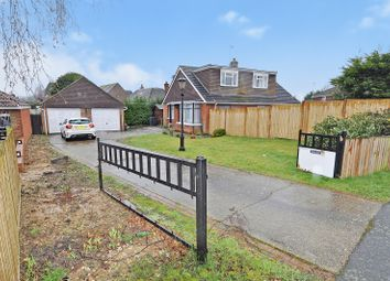 Thumbnail 4 bed detached bungalow to rent in Burton Road, Kennington, Ashford