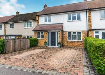 Thumbnail 2 bed terraced house for sale in Elbow Lane, Stevenage, Hertfordshire, England