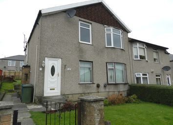 Thumbnail 2 bed flat to rent in Kilchattan Drive, Kings Park, Glasgow - Available 24th July!