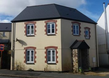 Thumbnail 3 bed detached house for sale in Bugle, St. Austell, Cornwall