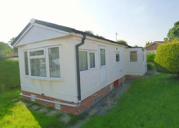 Thumbnail 2 bedroom mobile/park home for sale in Quedgeley Park, Greenhill Drive, Tuffley, Gloucester