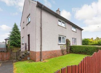 Thumbnail 2 bed semi-detached house for sale in Kestrel Crescent, Greenock, Inverclyde