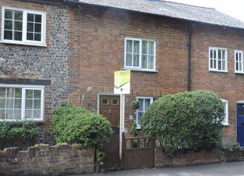 Thumbnail 2 bed terraced house to rent in Hackwood Road, Basingstoke