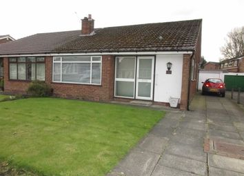 Thumbnail 3 bed semi-detached bungalow for sale in Thames Avenue, Leigh