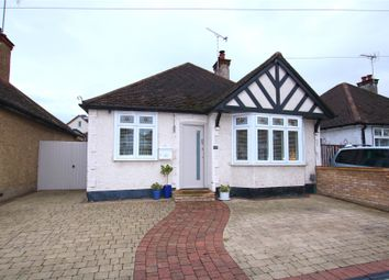 Thumbnail 3 bed detached bungalow for sale in Byfleet, West Byfleet, Surrey