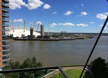 Thumbnail 2 bed flat to rent in 806 New Providence Wharf, London