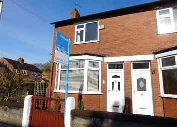 Thumbnail 2 bed semi-detached house to rent in Bordon Road, Cheadle Heath, Stockport