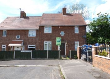 Thumbnail 3 bedroom semi-detached house for sale in Pickering Avenue, Eastwood, Nottingham