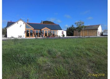 Thumbnail 2 bed barn conversion for sale in Llanynghenedl, Holyhead