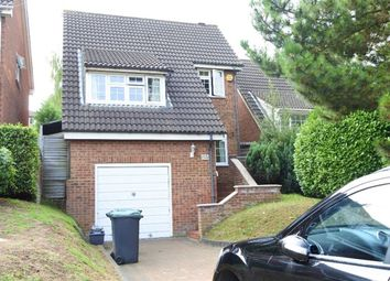 Thumbnail 4 bed detached house to rent in Hampermill Lane, Oxhey, Watford, Hertfordshire