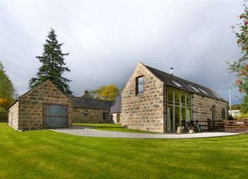 Thumbnail 6 bedroom detached house for sale in Balblair Steading, Midmar, Inverurie, Aberdeenshire