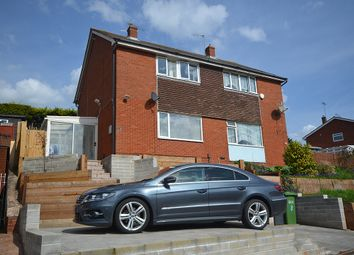 Thumbnail 3 bed semi-detached house for sale in Beverley Close, Broadfields, Exeter