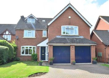 Thumbnail 6 bed detached house for sale in Coppice Grove, Lichfield, Staffordshire