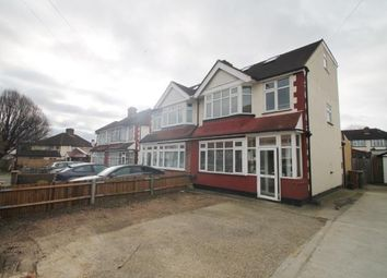 Thumbnail 4 bed semi-detached house for sale in Gander Green Lane, Sutton, Surrey, Greater London