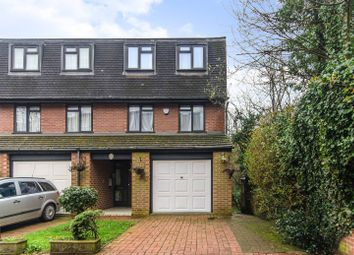 Thumbnail 4 bed end terrace house to rent in Harrow Fields Gardens, Harrow On The Hill
