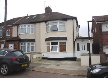 Thumbnail 4 bedroom semi-detached house to rent in Tiverton Road, London
