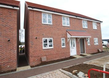 Thumbnail 3 bed semi-detached house for sale in Hinchcliff Drive, Littlehampton, West Sussex