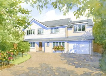 Thumbnail 4 bedroom detached house for sale in Scott Close, Farnham Common, Buckinghamshire