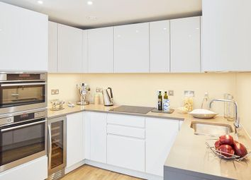 "Thumbnail 2 bedroom property for sale in ""Waterford Point"" at Wandsworth Road, London"