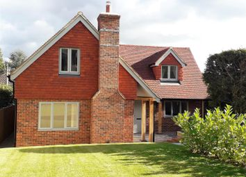 Thumbnail 3 bedroom detached house for sale in Pulens Lane, Petersfield