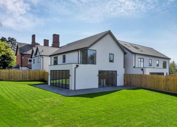 Thumbnail 4 bed detached house for sale in Station Road, Kegworth, Derby