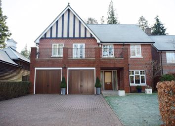 Thumbnail 4 bed detached house for sale in Moorlands Close, Hindhead