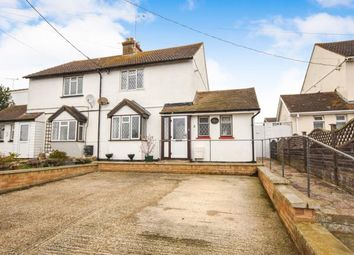 Thumbnail 3 bed semi-detached house for sale in Anchor Lane, Canewdon, Rochford