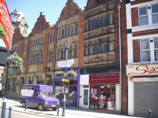 Thumbnail 3 bed flat to rent in Stanley Place, St. Marys Row, Moseley, Birmingham