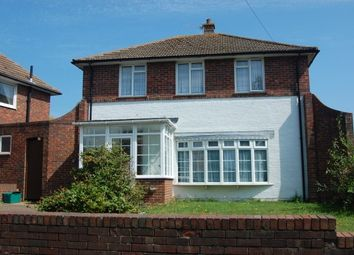 Thumbnail 3 bed detached house to rent in Astaire Avenue, Eastbourne