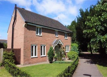 Thumbnail 4 bed detached house for sale in Millclose Walk, Stockton-On-Tees