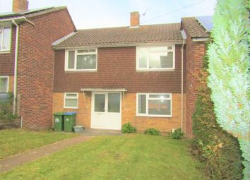 Thumbnail 3 bedroom terraced house to rent in Rowlands Walk, Southampton