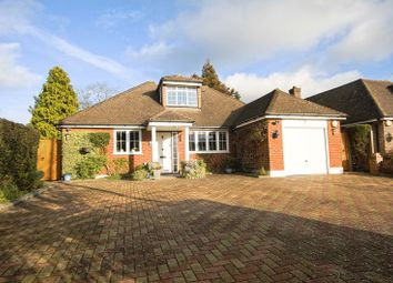 Thumbnail 4 bed detached house for sale in Walpole Close, Pinner