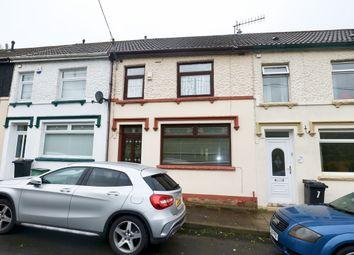 Thumbnail 2 bedroom terraced house for sale in Park Place, Troedyrhiw, Merthyr Tydfil